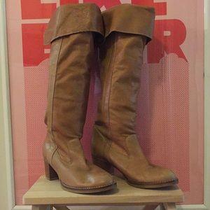 Tan Zara Boots